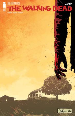 The Walking Dead #193 - Robert Kirkman, Charlie Adlard & Cliff Rathburn