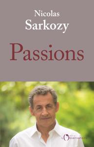 Passions La couverture du livre martien