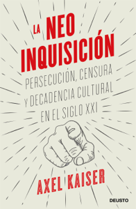 La neoinquisición Book Cover