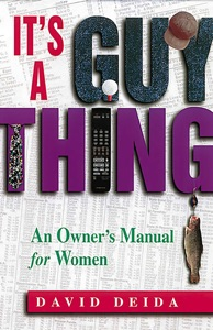 It's A Guy Thing Book Cover