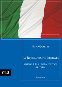 La rivoluzione liberale Book Cover