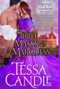 Tessa Candle - Three Masks and a Marquess  artwork