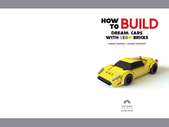 How to Build Dream Cars with LEGO Bricks on Apple Books