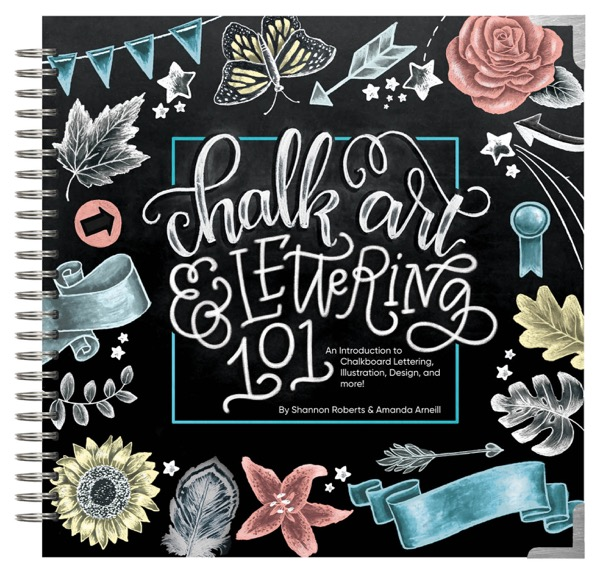 Chalk Art and Lettering 101