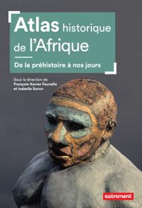 Atlas historique de l'Afrique La couverture du livre martien