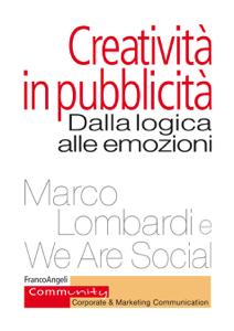 Creatività in pubblicità Copertina del libro