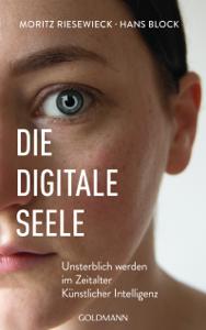 Die digitale Seele Buch-Cover