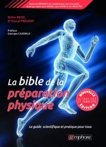 La bible de la préparation physique Couverture de livre