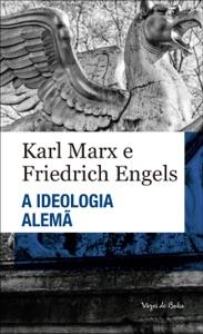 A ideologia Alemã Book Cover