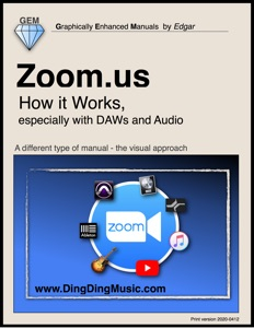 Zoom.us - How it Works, especially with DAWs and Audio Collaboration