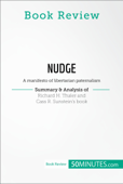 Book Review: Nudge by Richard H. Thaler and Cass R. Sunstein