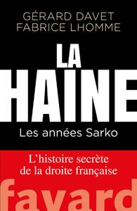 La Haine La couverture du livre martien