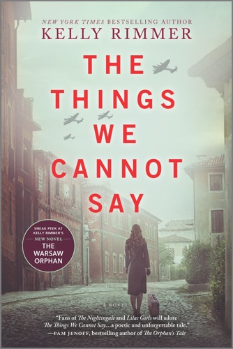 The Things We Cannot Say E-Book Download
