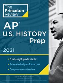 Princeton Review AP U.S. History Prep, 2021