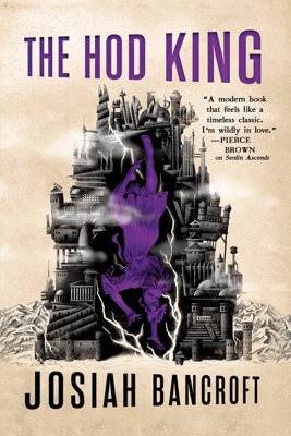 The Hod King - Josiah Bancroft book