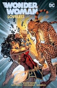Wonder Woman Vol. 3: Loveless Book Cover