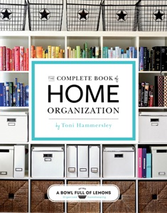 The Complete Book of Home Organization Book Cover