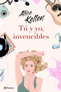 Tú y yo, invencibles Book Cover