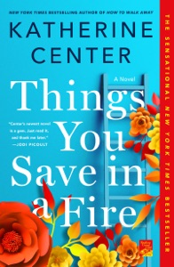 Things You Save in a Fire Book Cover