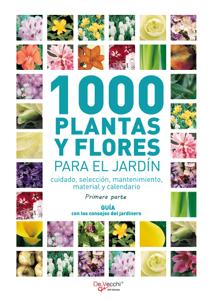 1000 plantas y flores para el jardín - Primera parte Book Cover