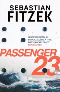 Passenger 23 Book Cover