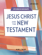 Jesus Christ and the New Testament SB  ibook SERIES: Live Jesus in Our Hearts