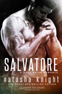 Salvatore Book Cover
