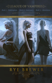 League of Vampires Box Set: Books 1- 3