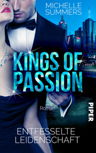 Kings of Passion - Entfesselte Leidenschaft Buch-Cover