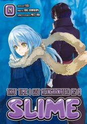 That Time I got Reincarnated as a Slime Volume 14