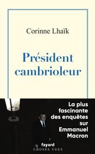 Président cambrioleur Libro Cover