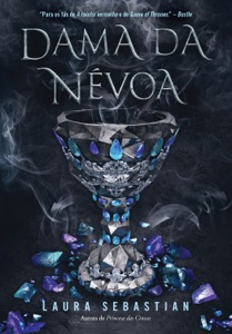 Dama da névoa Book Cover