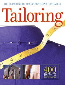 Tailoring Libro Cover