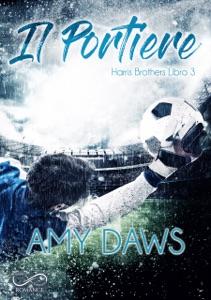 Il Portiere di Amy Daws & Franlu Luna Copertina del libro