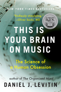 This Is Your Brain on Music Copertina del libro