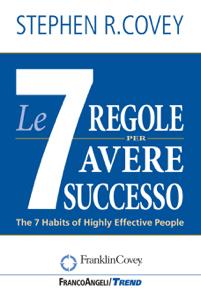 Le sette regole per avere successo Copertina del libro