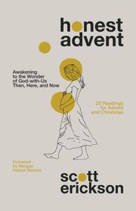 Honest Advent Book Cover