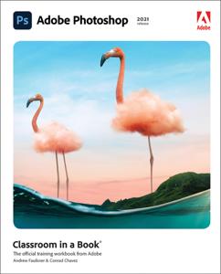 Adobe Photoshop Classroom in a Book 2021 release Boekomslag