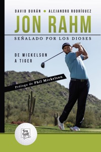 Jon Rahm. Señalado por los dioses Book Cover