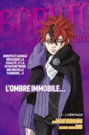 Boruto - Naruto next generations - Chapitre 55