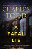 A Fatal Lie Book Cover