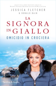 La Signora in giallo: omicidio in crociera Book Cover