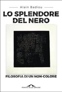 Lo splendore del nero Book Cover