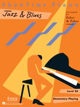 ShowTime  Piano Jazz & Blues - Level 2A