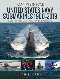United States Navy Submarines 1900–2019 Buch-Cover