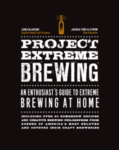 Project Extreme Brewing Book Cover