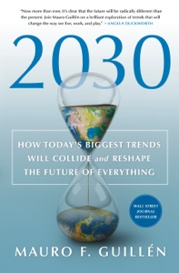 2030: How Today's Biggest Trends Will Collide and Reshape the Future of Everything Book Cover