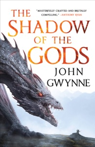 The Shadow of the Gods Book Cover