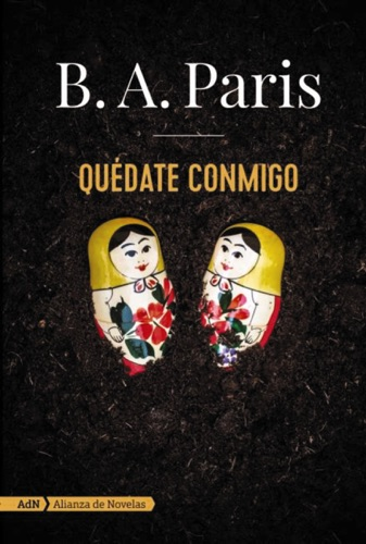 B A Paris & Pilar de la Peña Minguell - Quédate conmigo (AdN)