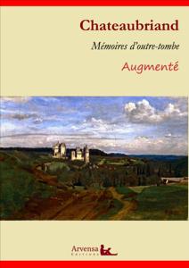 Mémoires d'outre-tombe – L'intégrale augmentée, les 5 tomes La couverture du livre martien